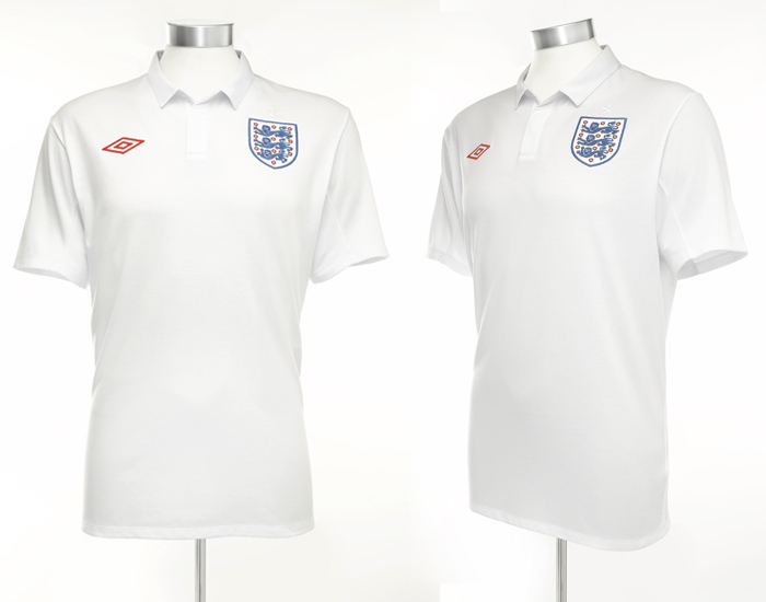 New England Home Shirt 2009/11